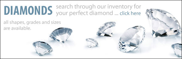 Diamonds | search through our inventory for your perfect diamond ... all shapes, grades and sizes are available. click here.